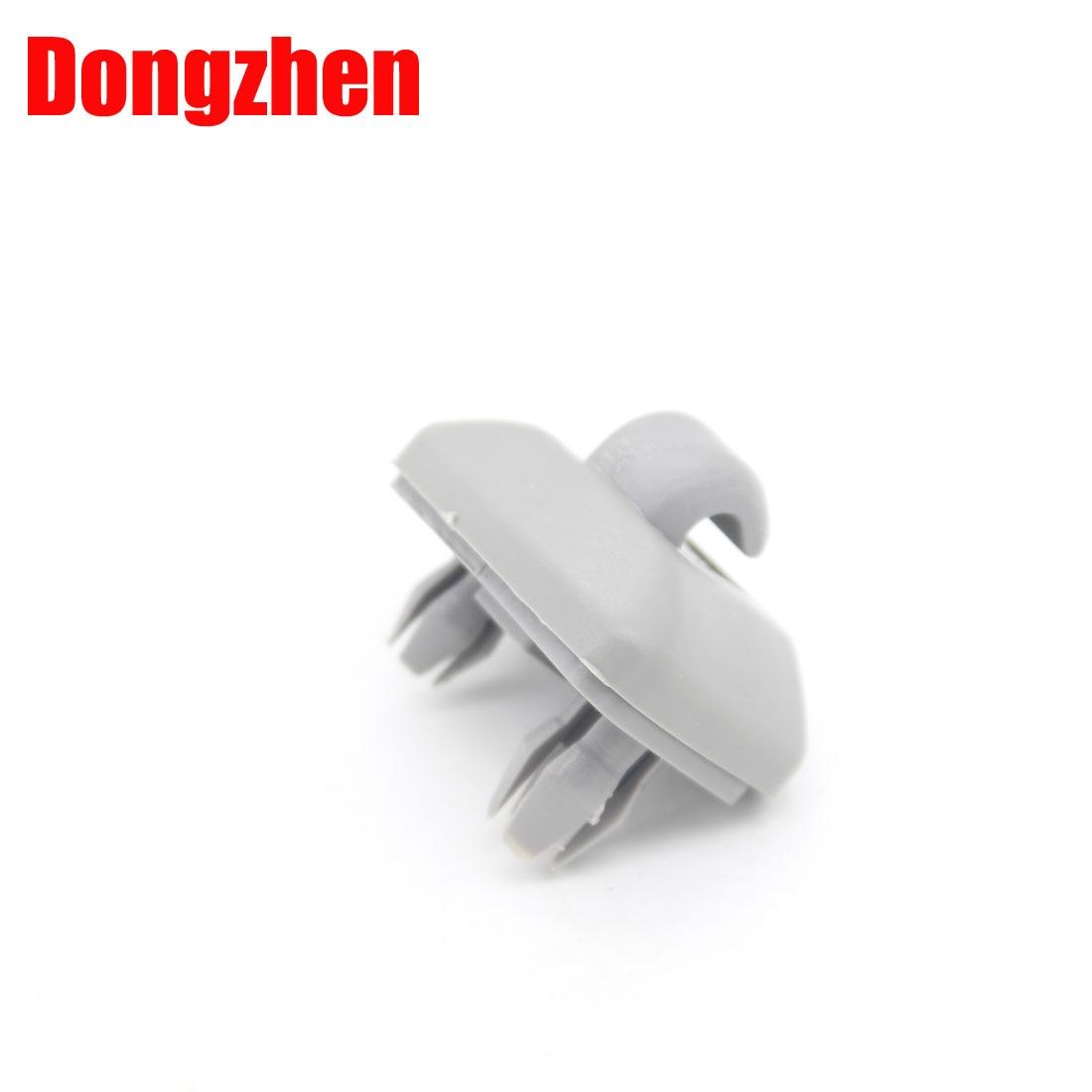 Dongzhen plastic sun visor clip hook bracket hanger fit for audi a1 a3 a4 a5 q3