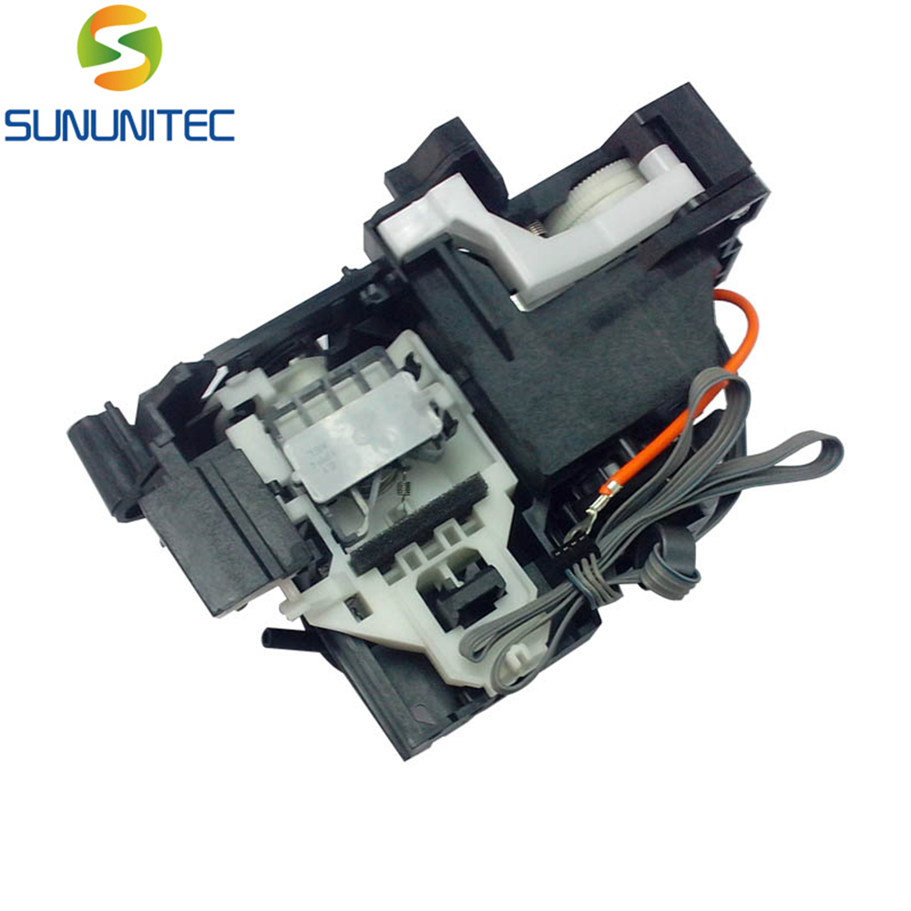 New Original Ink Pump Assembly Capping Station for Epson T1100 T1110 B1100 ME1100 L1300 Printer