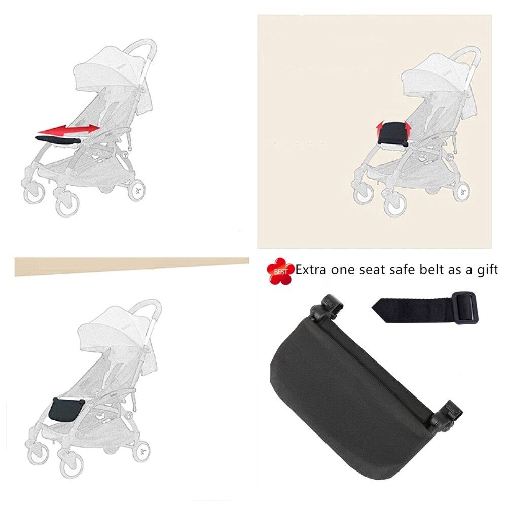 2018 Kinderwagenaccessoires voor Babyzen Yoyo + Babytijd Voetsteun - Activiteit en uitrusting voor kinderen - Foto 2