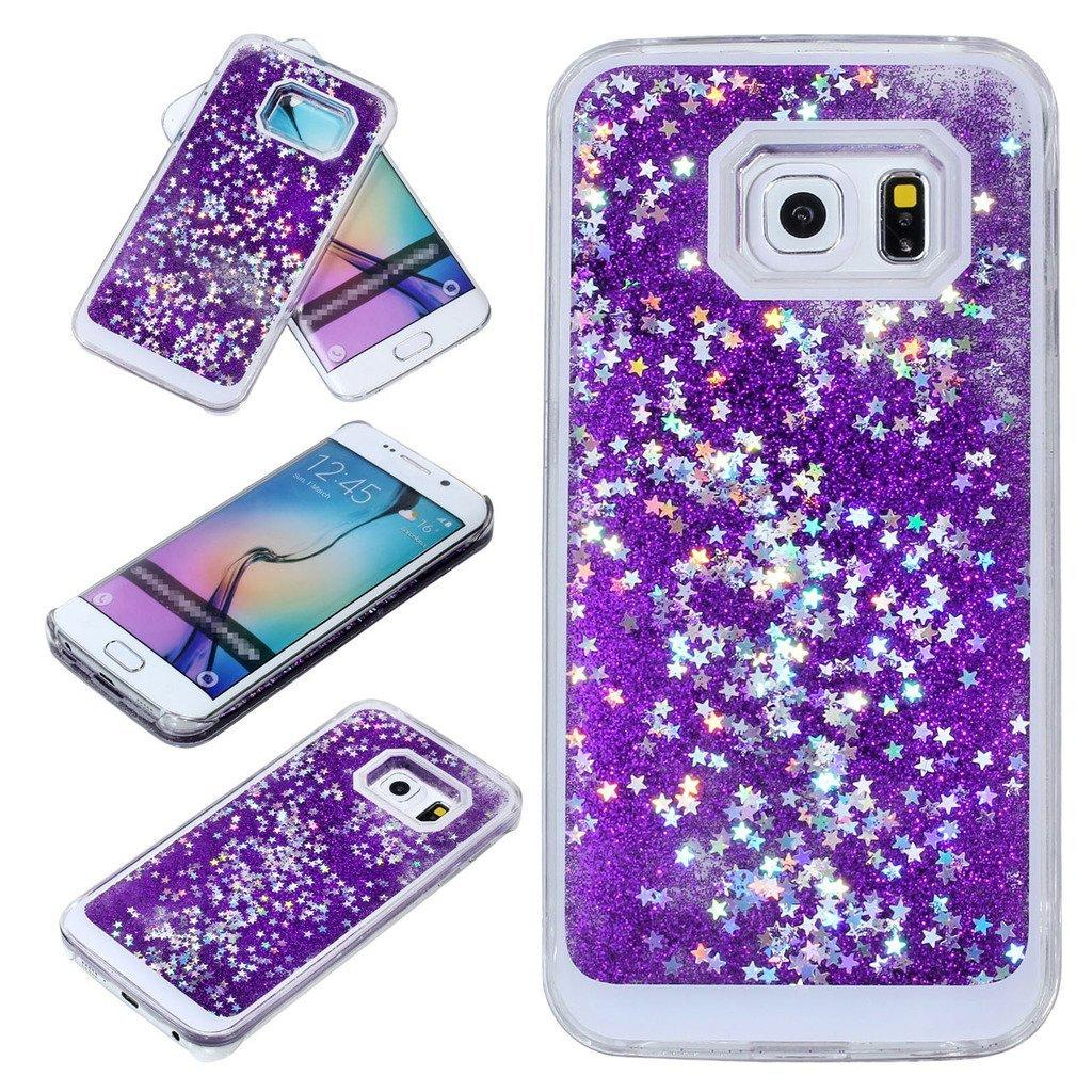 newest 4b23b 85d79 US $2.68 |For Samsung Galaxy Core Prime case Fun Glitter Star Flowing  Liquid Case Transparent Clear Covers Hard Plastic on Aliexpress.com |  Alibaba ...