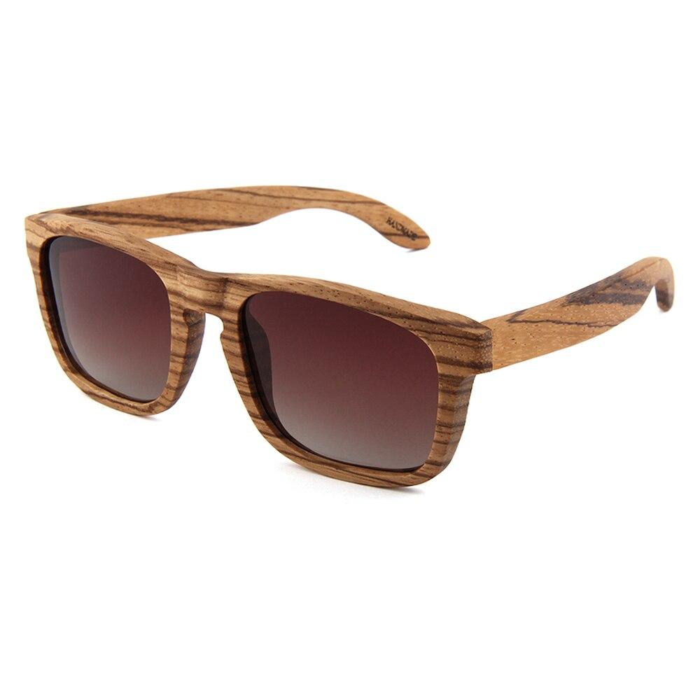 Retro Sonnenbrille Woody Handgemachter Holz Luxus Zebra Preiswerter Frauen Polarisierte Männer rw1zx0CqXr