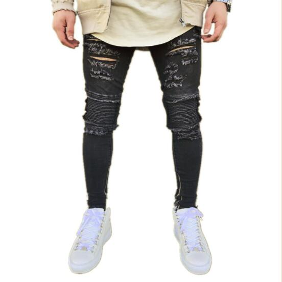 Logical Men Slim Fit Urban Straight Leg Trousers Casual Pencil Jogger Long Pants Size Striped High Street Hot Pants For Man Pants