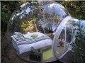 Stargaze Bolha Inflável Barraca de Acampamento Ao Ar Livre Único Túnel-BURNING MAN 2016 com ventilador