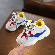 Baby Shoes Newborn Boys Girls First Walkers Infant Toddler Soft Bottom Anti-slip Sneakers Boy