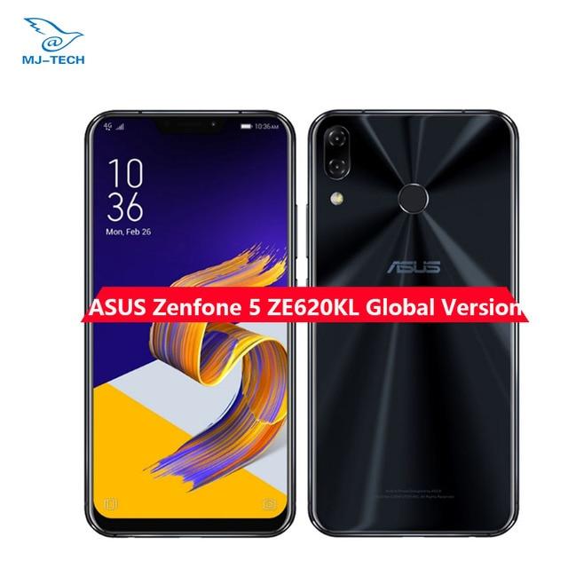 Aliexpress com : Buy Global version ASUS Zenfone 5 ZE620KL 4G 64G 6 2