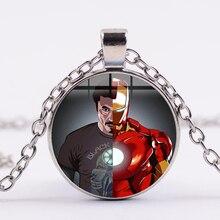 Collar Marvel Iron Man Tony Stark Arc Reactor Vengadores Infinity War, Endgame