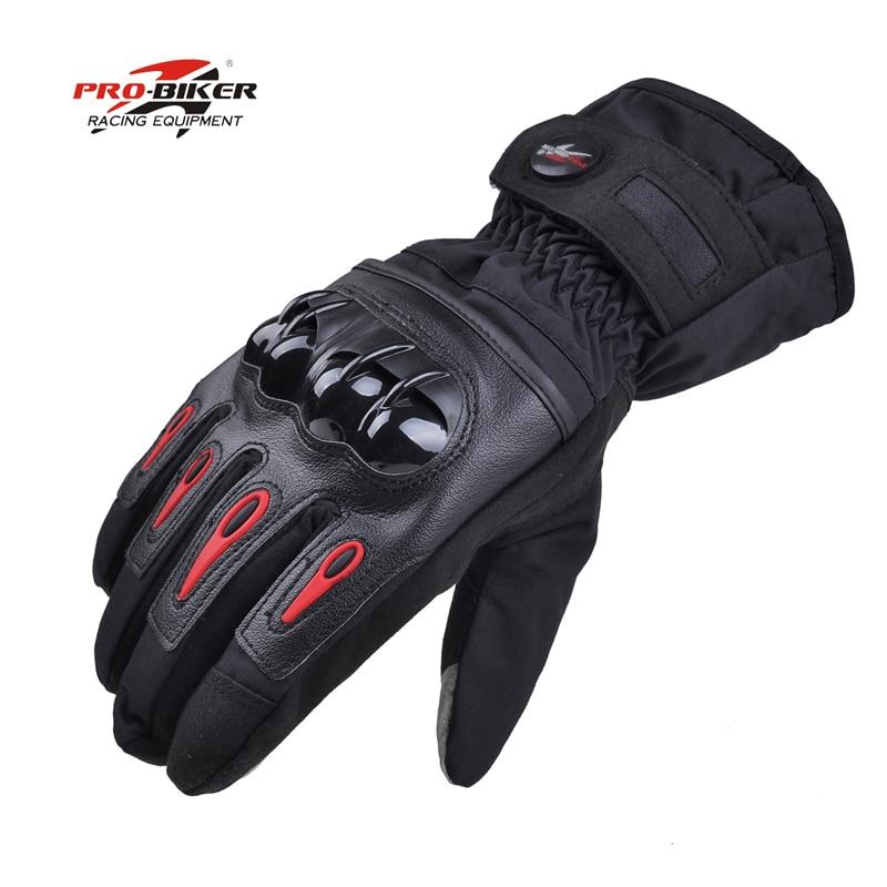 Mănuși de motocicletă pentru motocicliști Pro motocicleta motociclistă impermeabilă Guante motociclete de curse Moto guo de moto invierno mănuși de iarnă luvas motocicletă