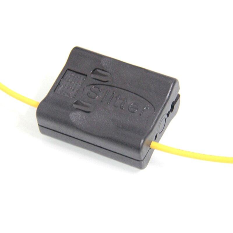 10pcs Lot Fiber Cable Cutter Slitter Mid Span KMS 1 Fiber Optical Slitter Cable Cluster Cutter