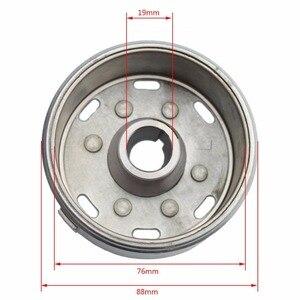 Image 3 - GOOFIT 12 V Magneto Stator Schwungrad Rotor Kit für Yx 140cc 150cc 160cc Pit Dirt Bike Gruppe 6