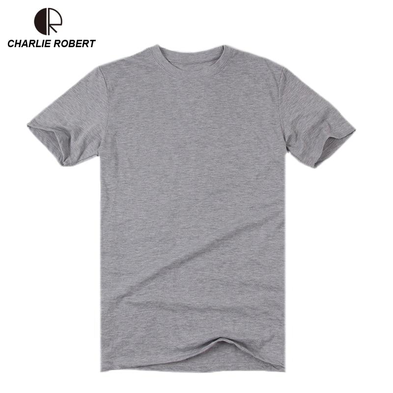 Buy 2018 Summer Europe Size Mens T Shirt