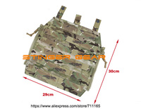 TMC 7 MOLLE Zip On Panel Multicam Built in Hydration Pocket Panel+Free shipping(SKU12050849)