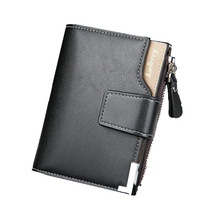 New Issue In 2018 Men PU leather Wallet