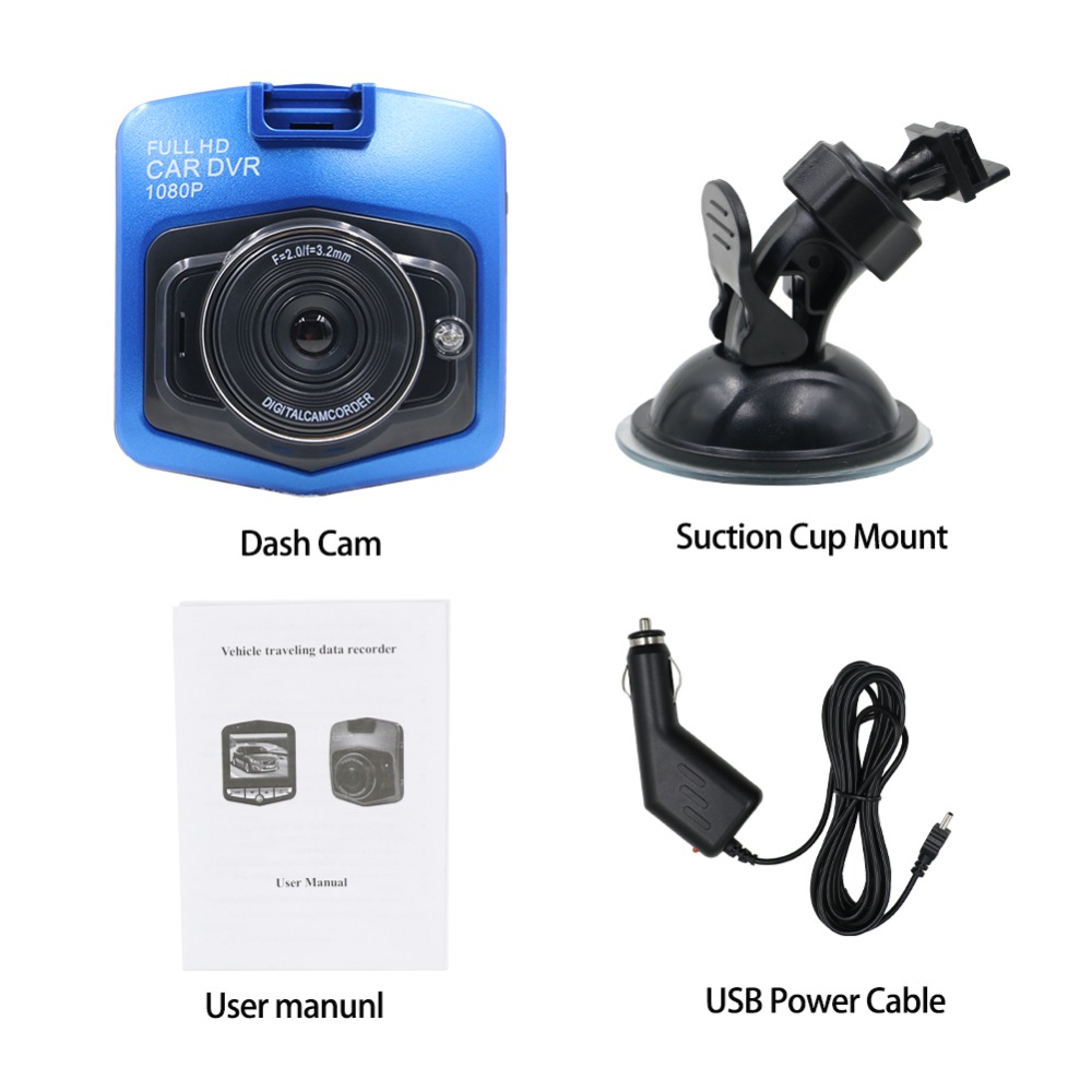 Car Camera Full HD 1080P Dash Cam DVR English / Russian User Manual G  sensor Night Vision Car DVR-in DVR/Dash Camera from Automobiles &  Motorcycles on ...