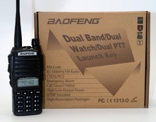 Baofeng UV-82HK Портативная рация CB Радио Baofeng UV-82 трансивера серии 128CH 8 Вт УКВ ручной Радио же как UV-82HX
