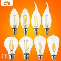 Led bulb e27 retro lamps 220v 240v led filament light e14 glass ball bombillas led bulb.jpg 200x200