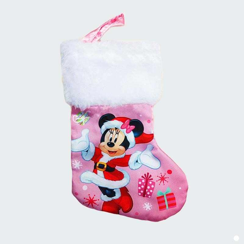 """7 дюймов мини-плюшевые мультфильм Рождественский чулок детские рождественские подарочные пакеты Минни Маус принцесса паук """"В поисках Дори"""" подарок для детей"""