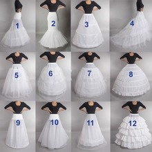Crinoline Skirt Hoop Wedding-Petticoat Slip Bridal Many-Styles Fancy Hot-Sell