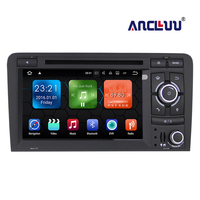 7 Android 9.0 2G RAM Car DVD Player GPS For Audi A3 S3 2003 2004 2010 2011 Car radio stereo navigator with bluetooth wifi