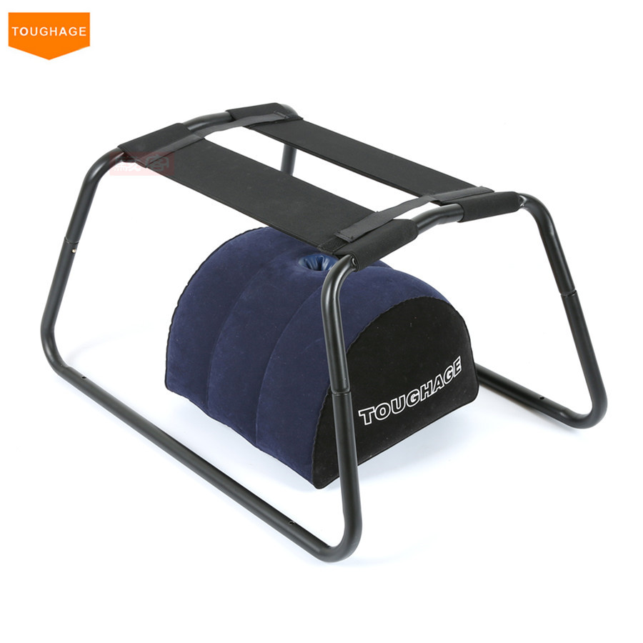 Toughage Multifunction Love Chair Weightless Sex Chair + Sex Pillow,Fun Couple Adult Elastic Sex Chair,Erotic Toys Sex Furniture