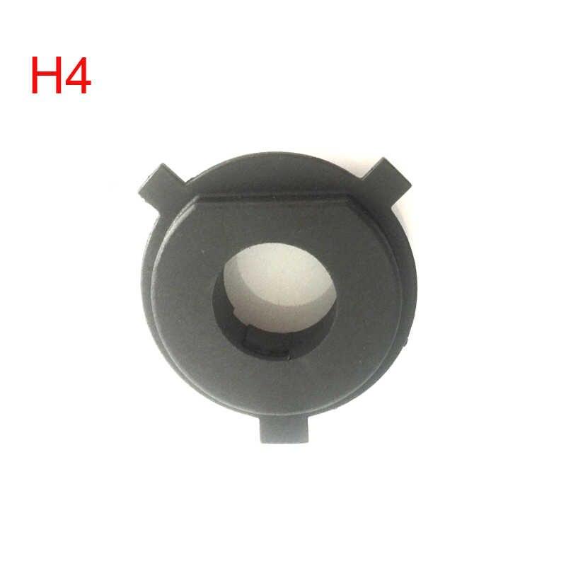 Muxall 2 יחידות H7 LED פנס מתאם מחזיק בסיס עבור LED H4 H3 H1 H11 H13 9004 9005 9006 9007 880 פנס שקעים