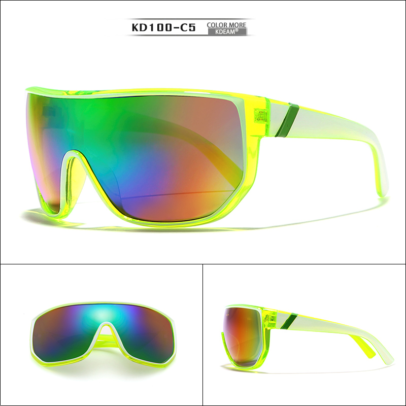 c732240dff1 KDEAM Brand Sunglasses Men Sports Sun Glasses Women Polarized Mirror lens  zonnebril mannen 7 Colors UV400 With Hard Case KD510USD 8.83 piece
