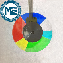 For OPTOMA OEX945 OPS291 OPX227ST projector colour wheel 6 segments 40mm