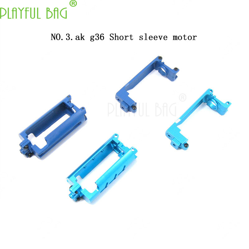 Outdoor activity CS toys water bullet gun New Wells G36 No. 3 Electric Frame <font><b>CP105</b></font> 480 Electric Frame AK CNC Material NI68 image