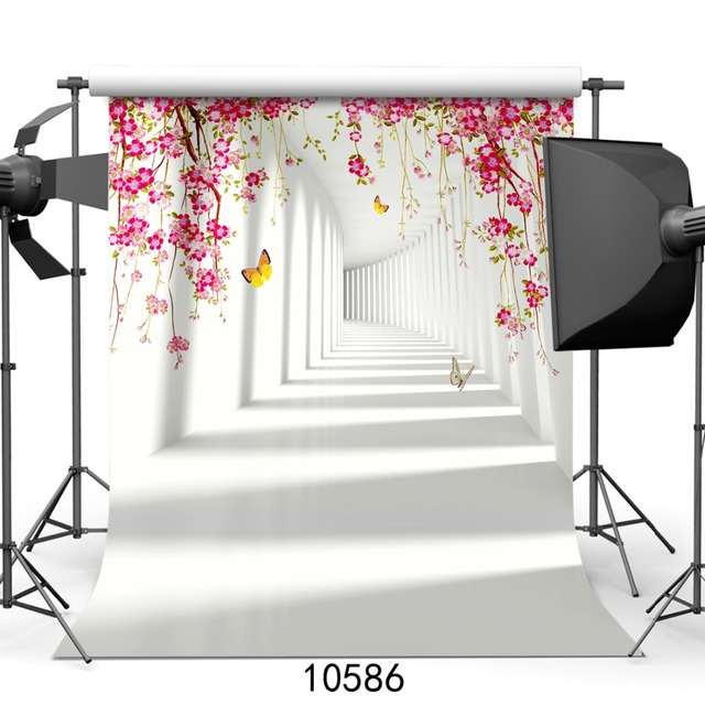 3d r ve de mariage photographie fond tissu fleurs photos fond tissu fond studio photo vinyle. Black Bedroom Furniture Sets. Home Design Ideas