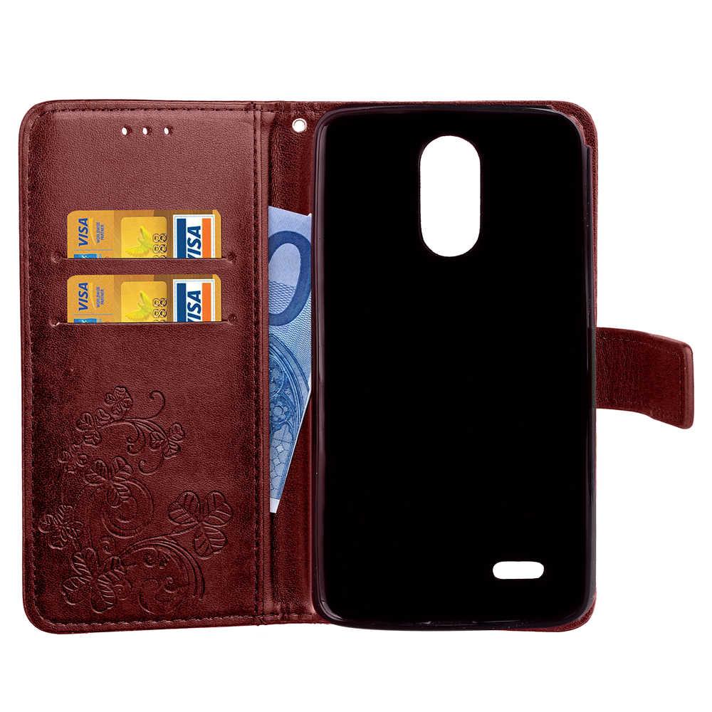 Flip Brieftasche Fall Für LG G3 G4 Stylus X Cam X Power 2 3 Stylus 2 3 stylo 4 5 Q stylo Leder Flip Telefon Abdeckung