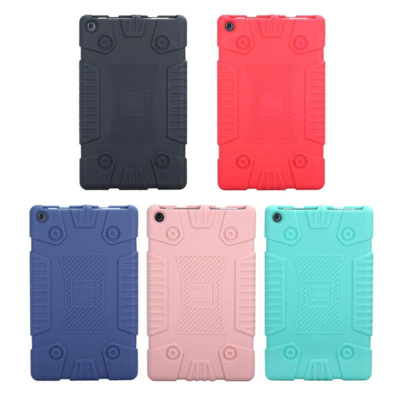 ALLOYSEED Solid Silicone Protective Full Coverage Cover Tablet PC