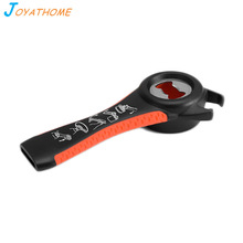 Joyathome 5-in-1 New Multifunction  Bottle Opener Can Creative Beer Jar Kitchen Manual Tool Gadget
