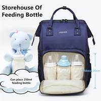 16L Outdoor Travel Mummy Backpack Rucksack Large Capacity Baby Nappy Diapers Storage Bag Multi function Back Pack For Baby Care