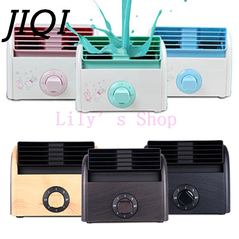 Mini Desktop conditioner fan portable small household ultra-quiet bladeless fans office conditioning cooler dormitory EU US plug household mini electric induction cooker portable hot pot plate stove dorm noodle water congee porridge heater office eu us plug