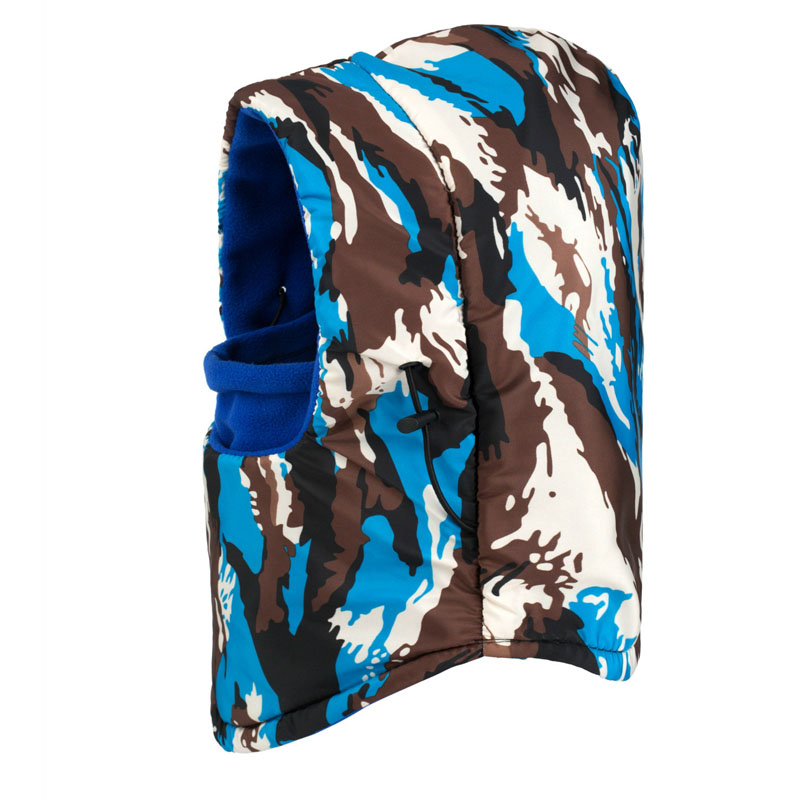 Waterproof Thermal Fleece Camouflage Balaclava Hat Ski Snowboard Cap Face Mask Neck Warmer Winter Motorcycle Beanie