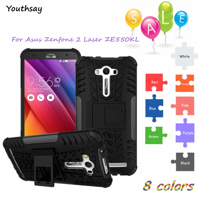 Youthsay For Cover Case Asus Zenfone 2 Laser ZE550KL Case For Asus Zenfone 2 Laser ZE550KL Cover ZE550KL ZE551KL Z00LD Coque