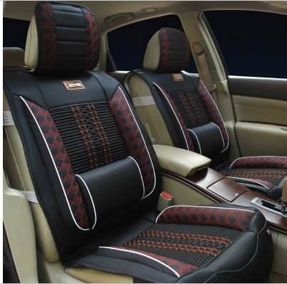 Special Car Seat Covers For Hyundai Sonata 2017 Fashion Leather Cover Free Shipping In Automobiles From