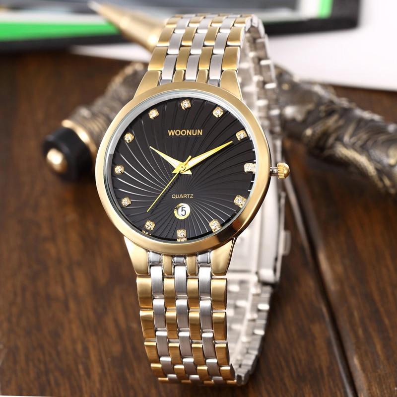 WOONUN Ανδρικά ρολόγια Top Brand Πολυτελή - Ανδρικά ρολόγια - Φωτογραφία 3