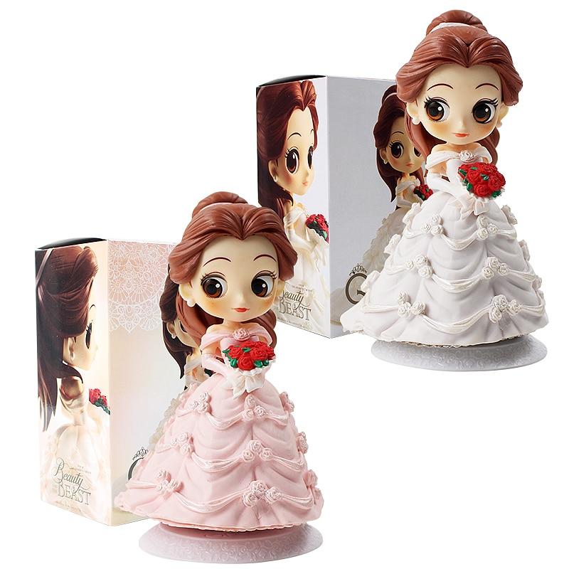 Anime Wedding Dress Brown Hair 6