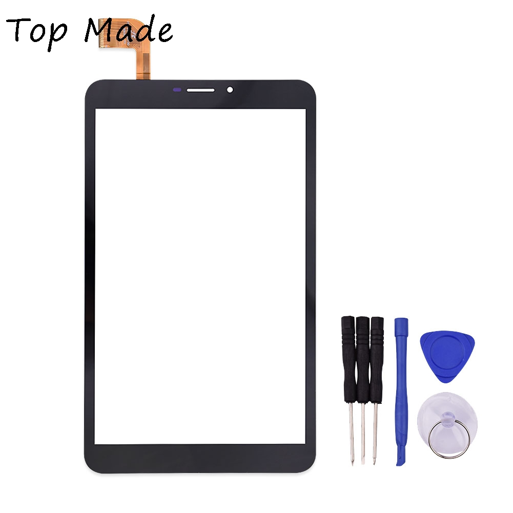 8 inch Touch Screen for  tz82 FPC-FC80J211-00 Tablet Touch Panel digitizer Glass Sensor Replacement ref mf 762 101f 3 fpc fhx mjk 0331 fpc 10 1 inch tablet pc capacitive touch screen panel digitizer sensor replacement parts