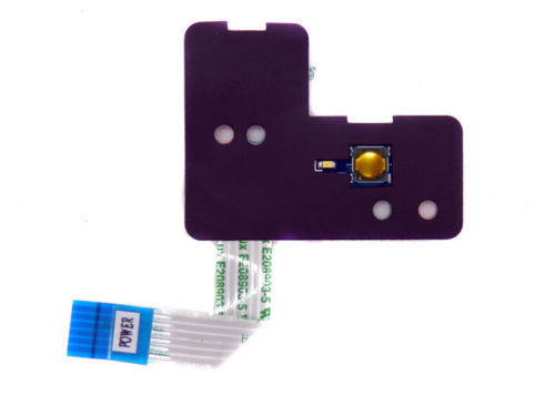 New laptop switch board with Cable for HP 2000 hp2000 power button switch board 6050A2493201