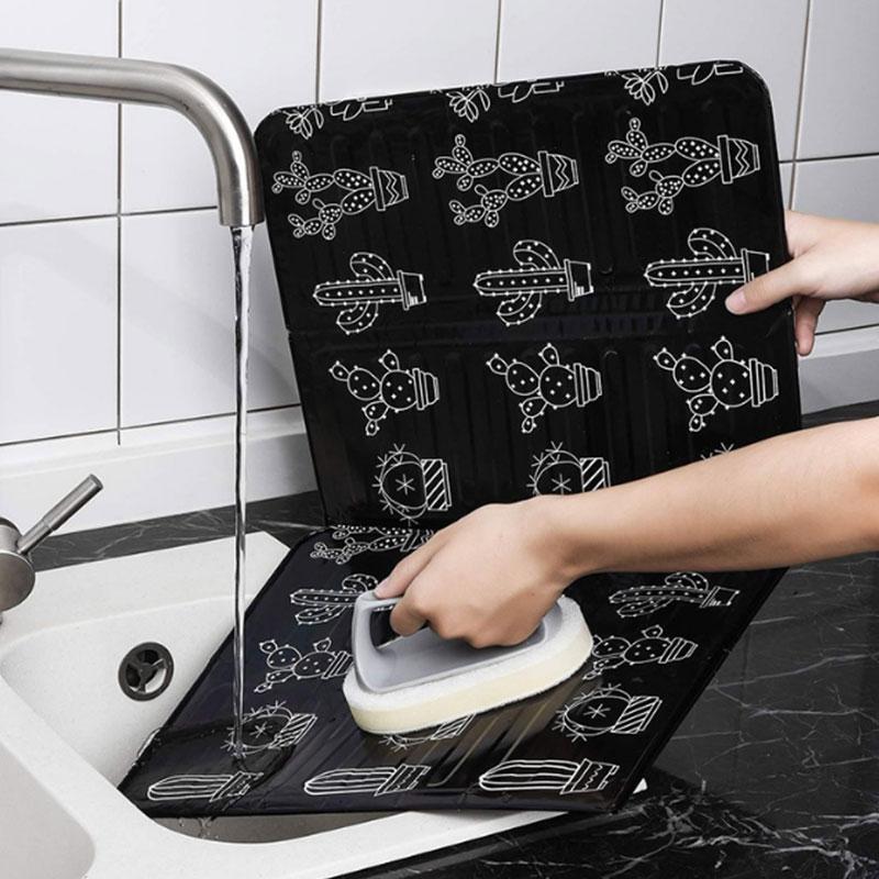 SOLEDI анти Крышка для микроволновки пособия по кулинарии алюминиевый Прочный чехол масло Всплеск гвардии кухня инструменты плита Прихватки жарки