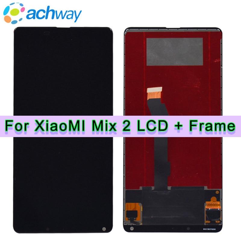 Xiao mi mi mi x LCD Affichage à L'écran Tactile Digitizer Assemblée Avec Cadre Pour 5.99