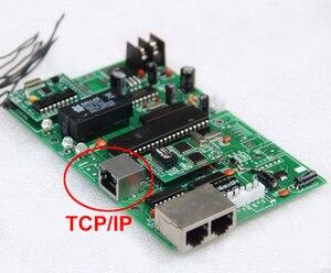 Image 4 - Tarjeta de Control principal, 12V, RS485 + RF, precio del aceite de Gas, pantalla LED, tablero de Control, uso para todos los tamaños, módulo de Número Digital Led