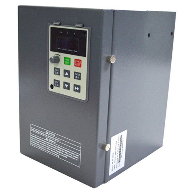 Heavy load inverter 5 5kw ac variable frequency drive vfd for Vfd for 7 5 hp motor
