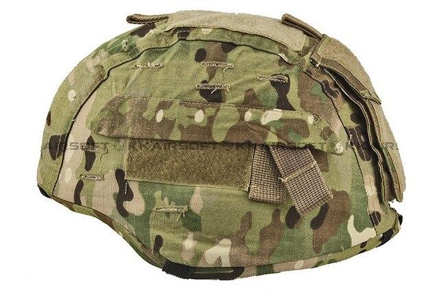 Helmet Cover helmet cloth Ver2 for MICH helmet TC-2000 ACH (Multicam ATFG ACU CB AT TAN) 5