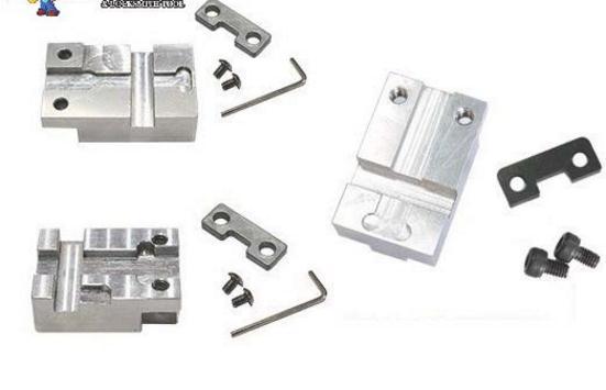 Hu64 Hu66 TOY2 VA2 HU162T Key Machine Fixture Parts For Ford Benz Toyota Lexus Renault Car