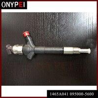 Genuine Part Injector Nozzle 1465A041 095000 5600 For Mitsubishi 4D56 TRITON L200