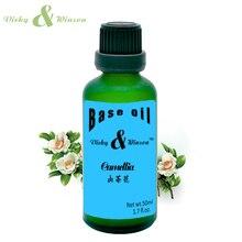 Vicky&winson Camellia oil 50ml Essential Oil Tea Seed Anti Hair Loss Care Moisturizing Massage High Quality VWJC11