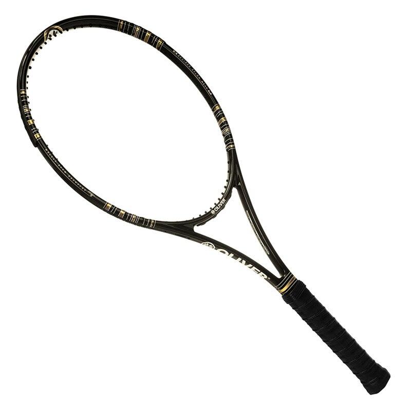 Raquettes de Tennis Bighead avec Fiber de carbone raquettes de Tennis professionnel original Pulse98