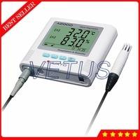 A2000 es Цифровой термометр гигрометр с 3 м кабель внешней Сенсор Измеритель температуры и влажности